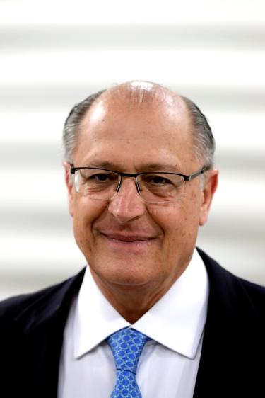 """S""""o Paulo (SP), 23/07/2018, Geraldo Alckmin È sabatinado no programa Roda Viva em SP - O prÈ-candidato ‡ PresidÍncia da Rep˙blica pelo PSDB, Geraldo Alckmin, participou do programa Roda Viva da TV Cultura em S""""o Paulo, nesta segunda-feira, 23. Foto: Marcelo Chello/CJPress/AgÍncia O Globo"""