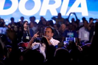 """S""""o Paulo (SP), 28/07/2018, PSDB confirma Jo""""o DÛria como candidato ao governo paulista - O PSDB realizou convenÁ""""o estadual na zona oeste de S""""o Paulo, neste s·bado 28, onde foi confirmada a candidatura de Jo""""o Doria ao governo paulista. Foto: Marcelo Chello/CJPress/AgÍncia O Globo"""